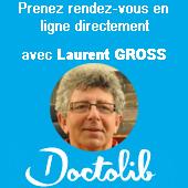 Prendre rdv avec Laurent Gross en Hypnose et EMDR à Paris