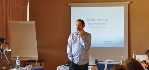 Formation en Hypnose à Paris. Dr Philippe AIM